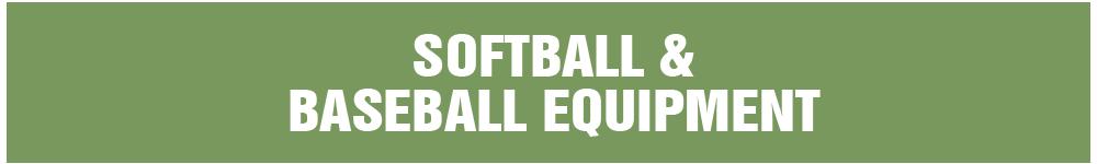 Softball/Baseball Equipment Button