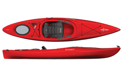 Red Dagger Zydeco 11 Single Kayak