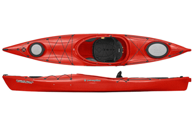 Red Perception Carolina 12.0 Kayak