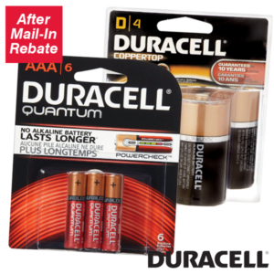 Duracell Batteries 600x600