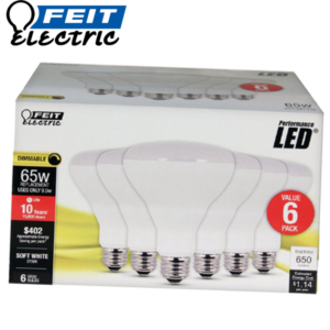 LED Bulbs 6-Pack 600X600