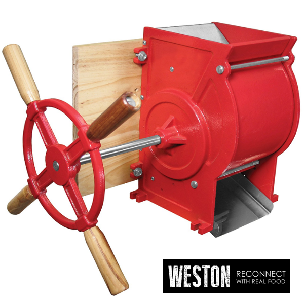 Weston Apple & Fruit Crusher 600x600