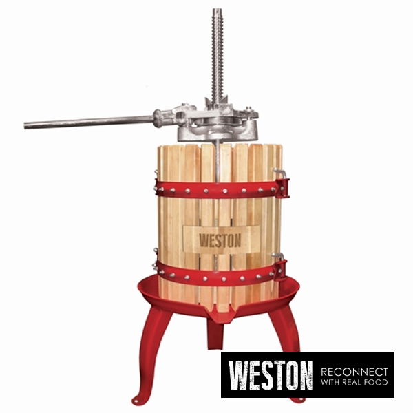 Weston Fruit & Wine Press 600x600