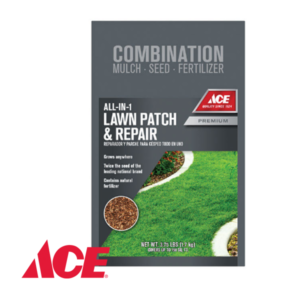 600X600 ACE GRASS SEED PATCH REPAIR
