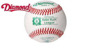 Diamond Babe Ruth league Baseball