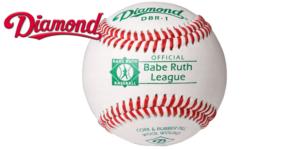 Diamond Babe Ruth league Baseball