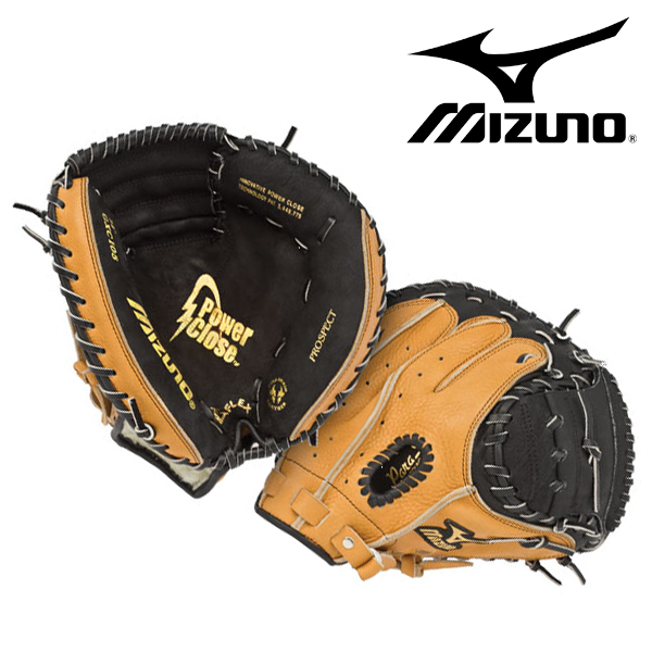 MIZUNO YOUTH CATCHERS MITT