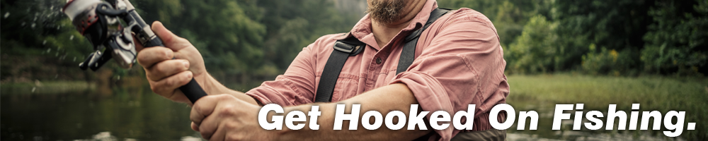 Get Hooked On Fishing!