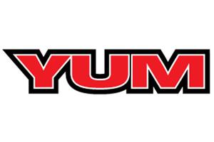 Yum Plastic Baits logo