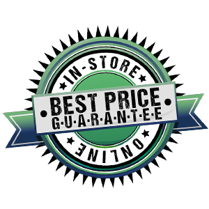 Best Price In-Store and Online