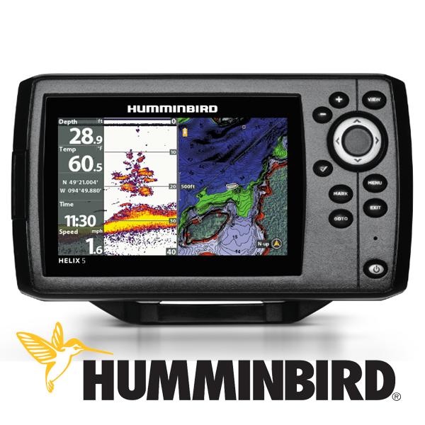 Humminbird 5 GPS G2 Fishfinder