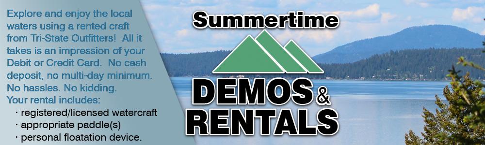 Summertime Dem Rentals Header