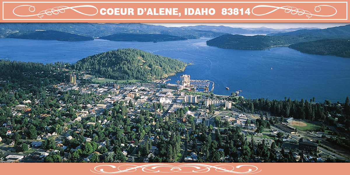 Coeur d'Alene, Idaho 83814