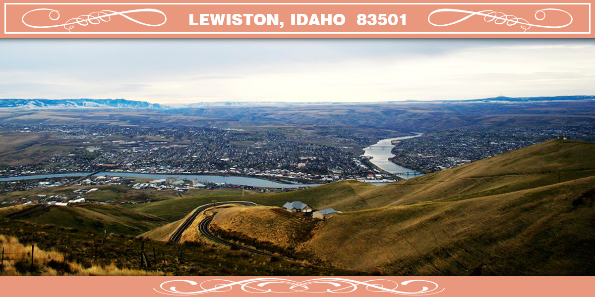 Lewiston, Idaho  83501