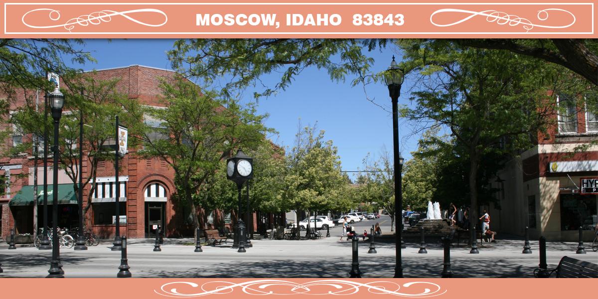 Moscow, Idaho 83843
