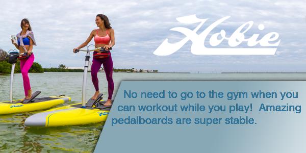 Hobie Eclipse Pedalboard Image