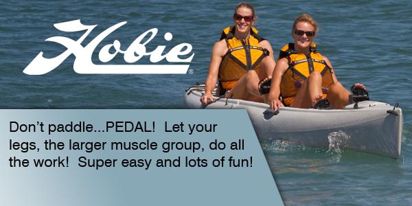 Hobie Kayakers