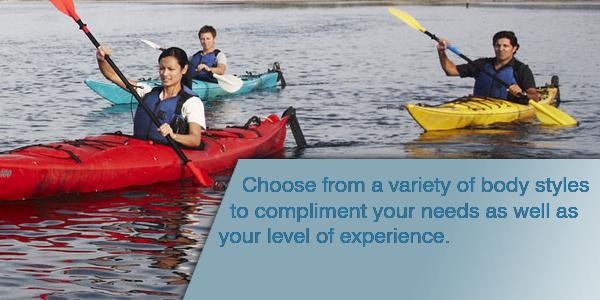 Kayakers Image