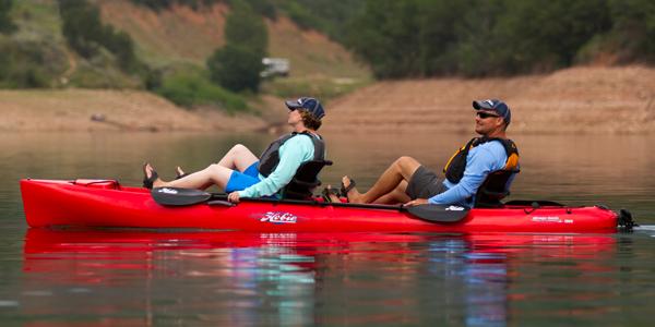 Hobie MirageDrive Oasis Tandem Kayak