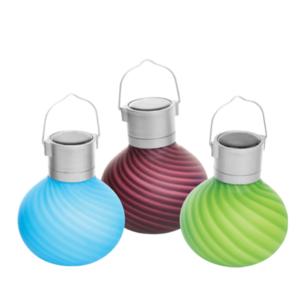 Solar Mercury Lanterns