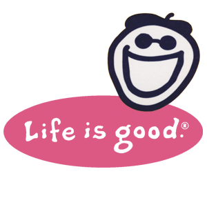 Life Is Good Logo
