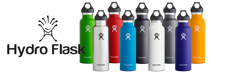 Hydro Flask Footer