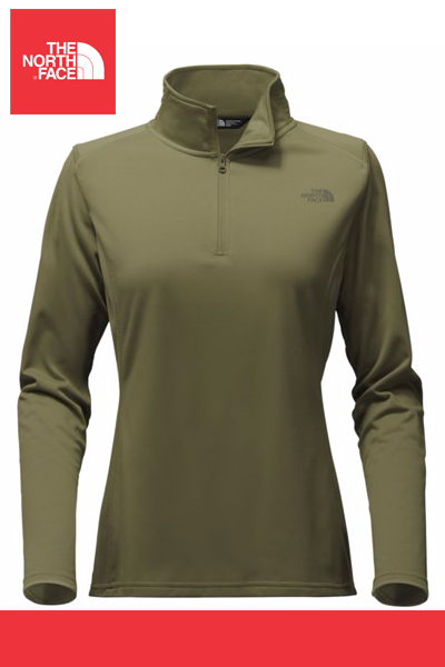 The North Face Tech Glacier 1/4-Zip Women's