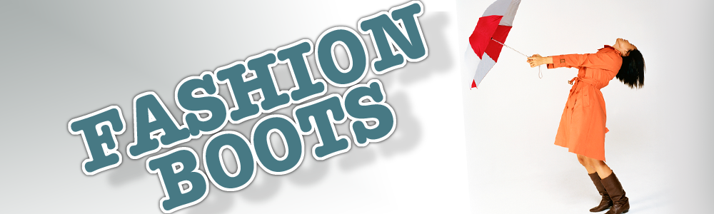 Fahion Boots Page Header
