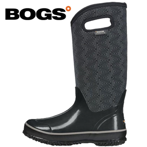 Bogs Triangles Pull-On Boot