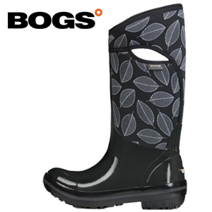 Bogs Leafy Tall Pull-On Boot