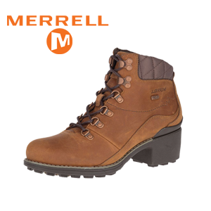 Merrell Chaeau Lace-Up Boot