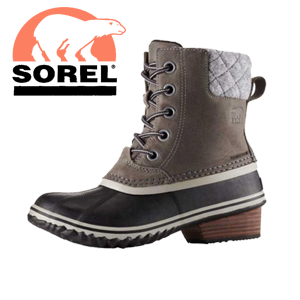 Sorel Slimpack II Lace Duck Boot