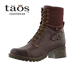Taos Lace-Up Boot