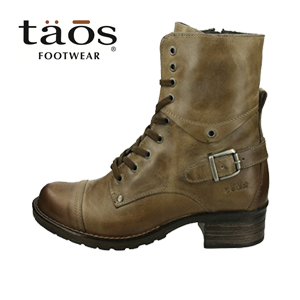 Taos Crave Lace-Up Boot