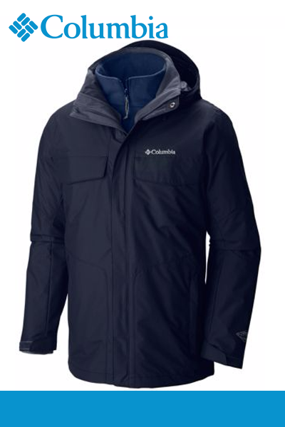 Men's Columbia Bugaboo Interchange Jacket