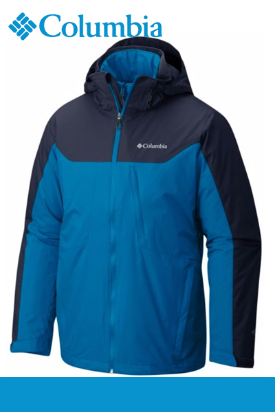 Columbia Whirlibird 3-in-1 Interchange Jacket