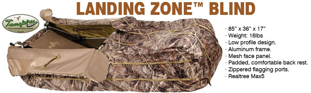 Tanglefoot Landing Zone Hunting Blind