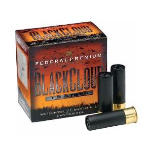 Federal Black Cloud FS Stell Shot Shells