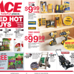 Moscow – ACE Best Buys for June Newsprint Advertisement