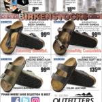 Moses Lake – Birkenstocks Newsprint Advertisement