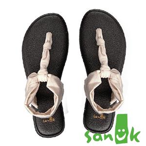 Sanuk Yoga Sling Ella Metallic