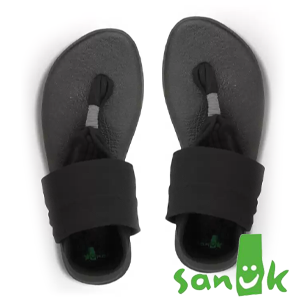 Sanuk Yoga Sling 2 Black
