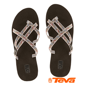 Teva Olowahu Waterfall Antique Gold