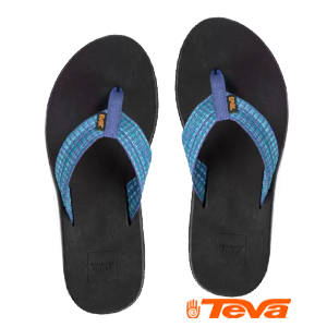 Teva Voya Bar Street Multi Blue