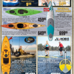 Lewiston – Fishing Local Waters Newsprint Advertisement