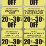 Lewiston – Summer Clearance Sale Newsprint Advertisement