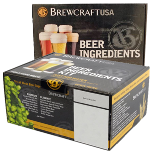 Brewcraft Dry Hopped West Coast IPA Ingredient Kit