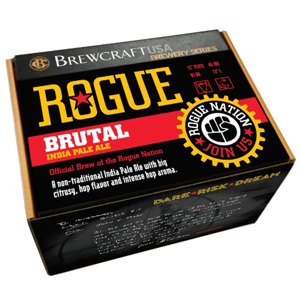Brewcraft ROGUE Brutal India Pale Ale Ingredient Kit