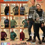 CDA – Fall Fashion Newsprint Advertisement