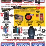 Moscow – President's Day Sale Newsprint Advertisement